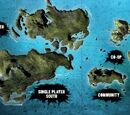 FarCry 3 Orte