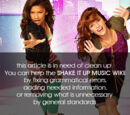 Shake It Up: I ♥ Dance