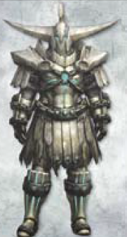 Helios Armor (Blademaster) (MH3U) - The Monster Hunter ...