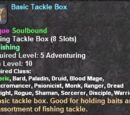 Basic Tacklebox