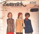 Butterick 6761 A
