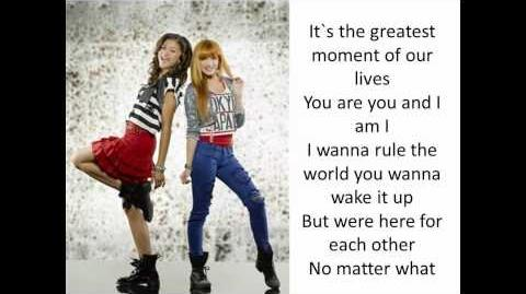 Bella Thorne And Zendaya- The Same Heart (Lyrics)