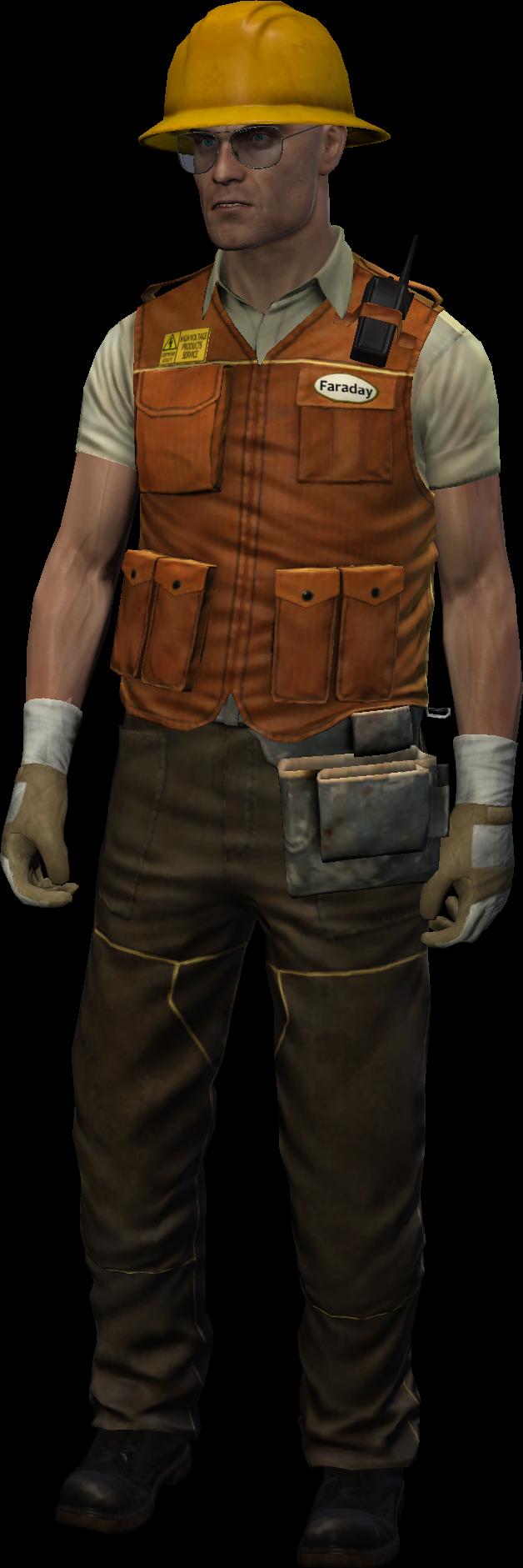 electrician outfit � hitman wiki