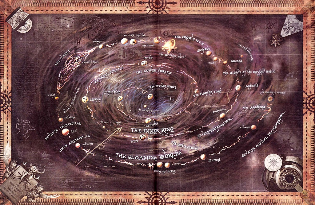Screaming vortex warhammer 40k wiki space marines chaos planets