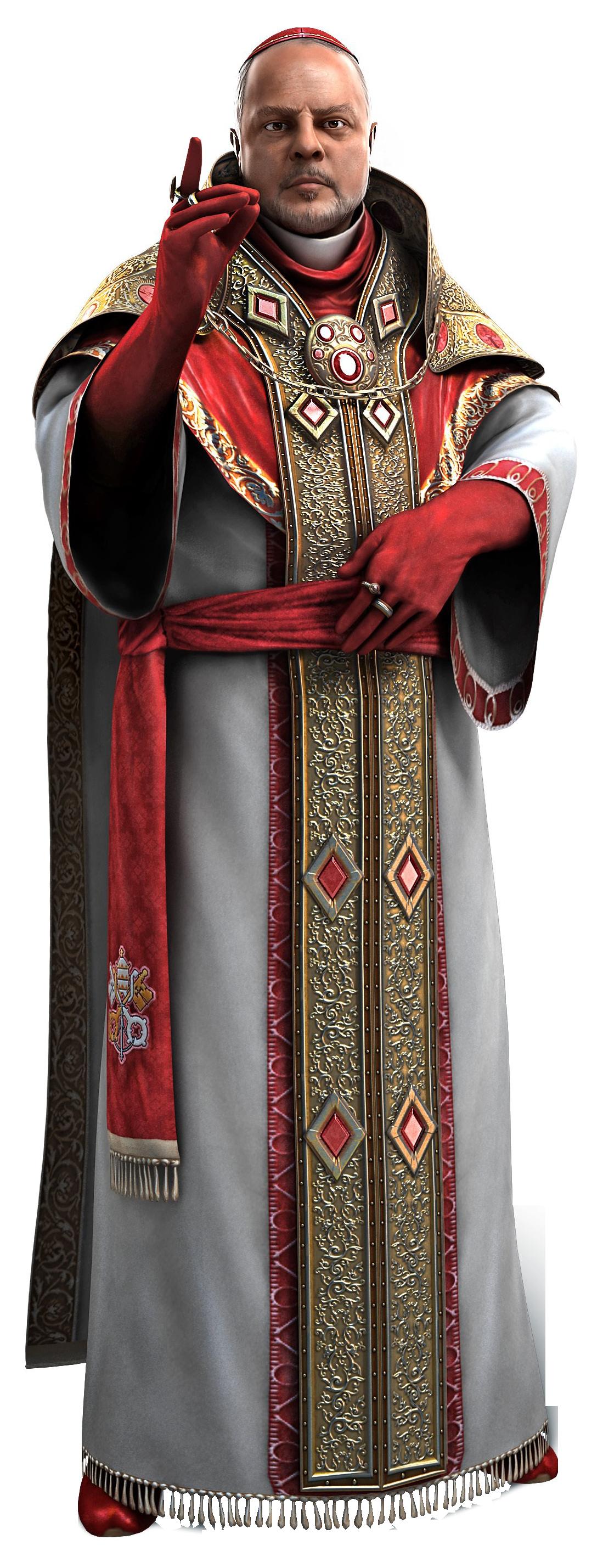 Rodrigo Borgia - Assassin's Creed Wiki - Wikia