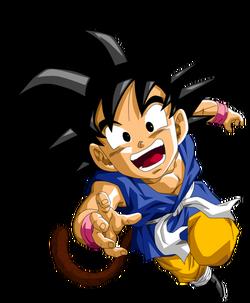 451px-Goku SA17 saga
