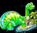Merry Diplodocus Ride