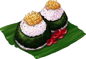 Recipe-Chicken Onigiri