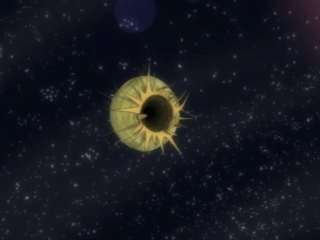 Planet-Eating Monster ... Jamie Megas Xlr