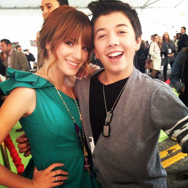 Image - Bella-thorne-with-bradley-steven-perry.jpg - Shake ...