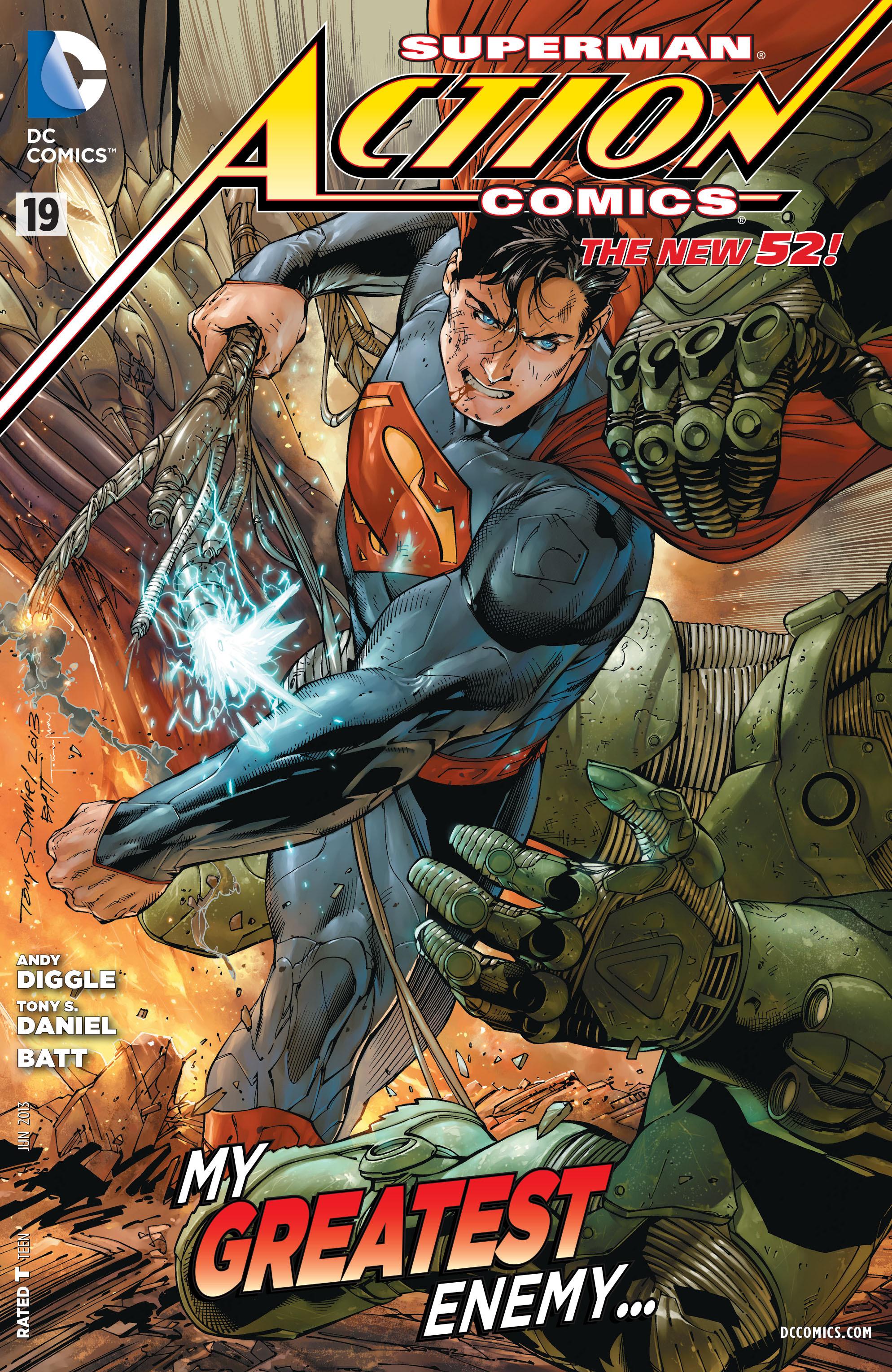 Action Comics Vol 2 19 - DC Comics Database