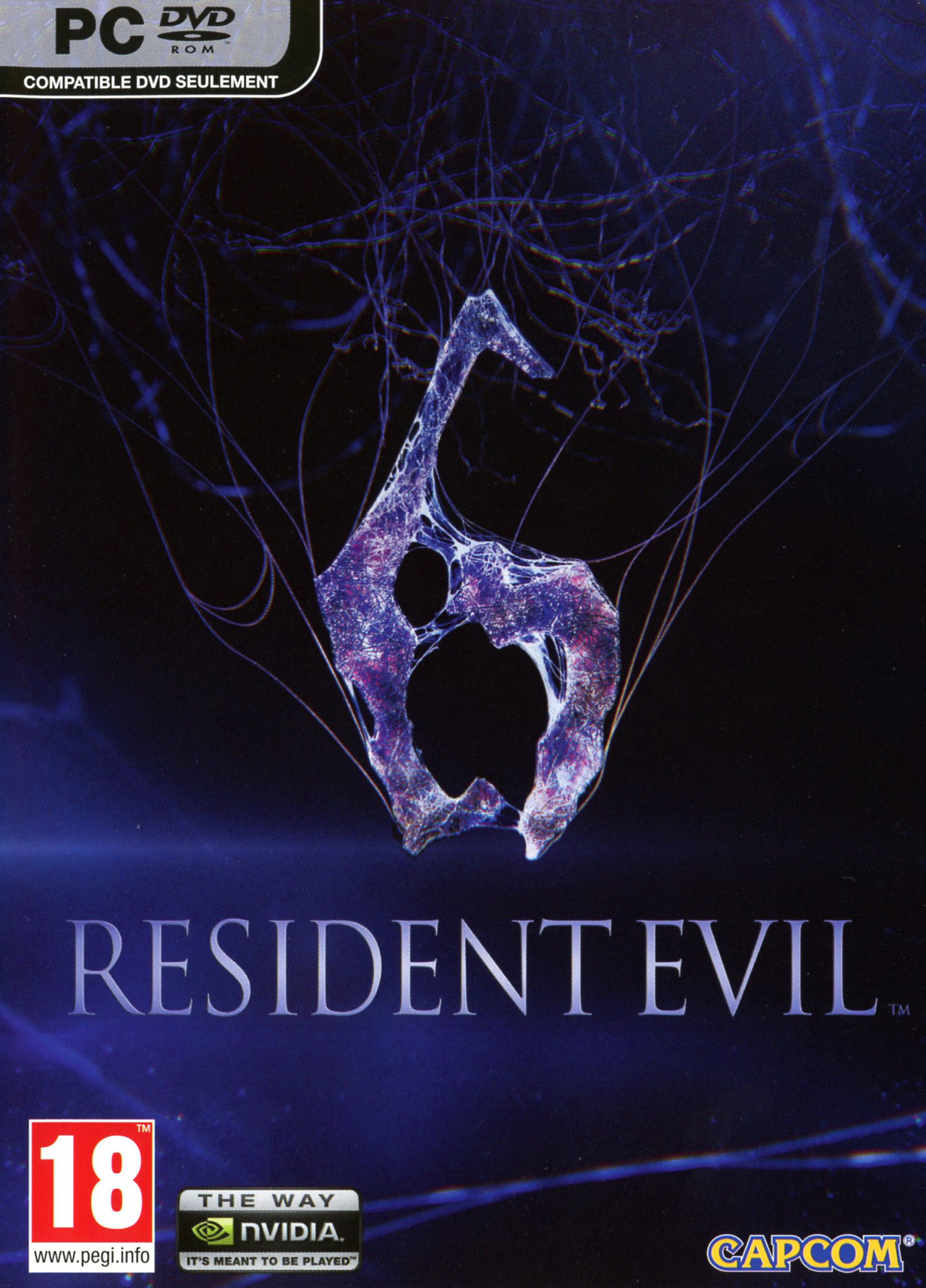 Resident Evil 6 2013 v1.6 [RELOADED] Crack Only