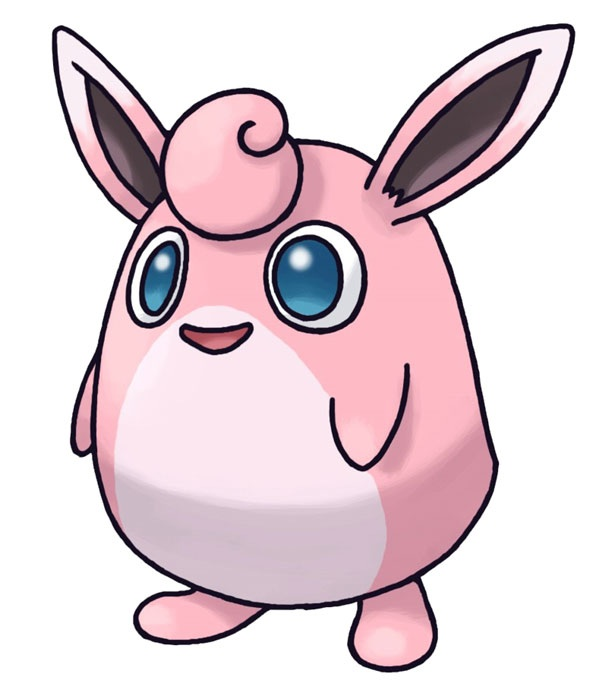 Wigglytuff(Character) - Pokemon Mystery Dungeon Red and ...