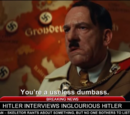 Hitler Interviews