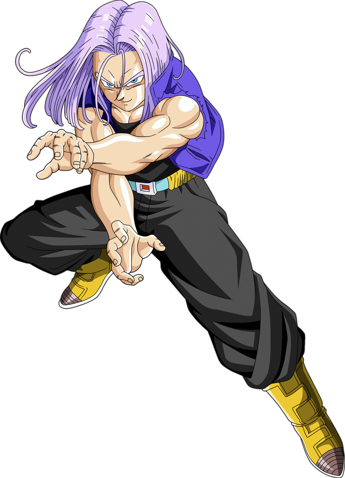 Image render dragon ball z trunks rp chat wiki - Dragon ball z 21 ...