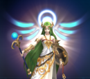Palutena (saga Super Smash Bros.)
