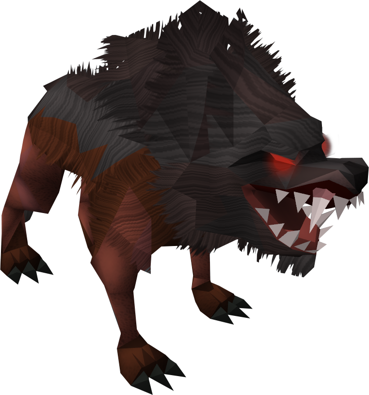 Hellhound Runescape Wiki Wikia