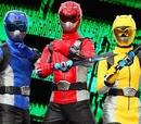 Power Rangers G.S.D.