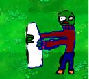 Shield Zombie