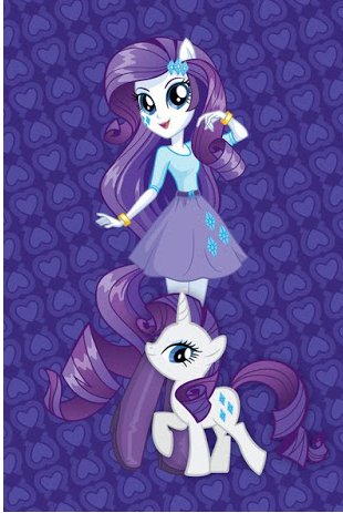 Image Rarity Equestria Girls Designpng My Little Pony