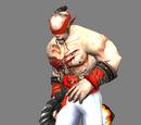 Martial arts zombie