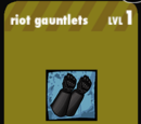 Riot Gauntlets