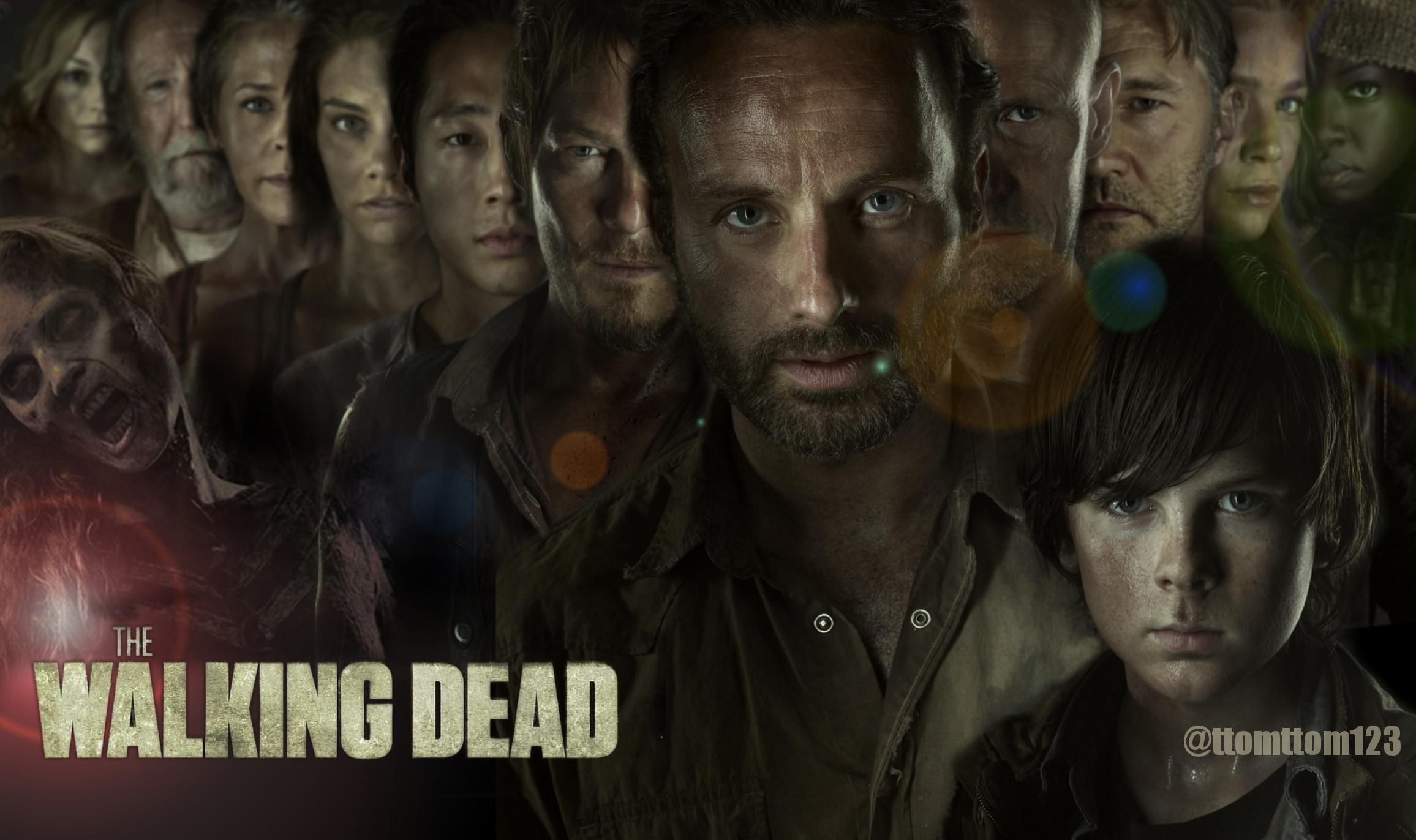 Walking Dead Season 6 Wallpaper File:walking Dead Cool Second