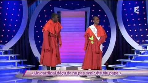 Un cardinal déçu de ne pas avoir été élu