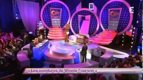 Eugénie Anselin 7 - Les aventures de Winnie l'Ourson - ONDAR 7 février 2013