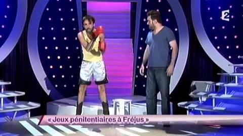 Jeux pénitentiaires à Fréjus