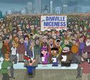 Danville ist nett und brav