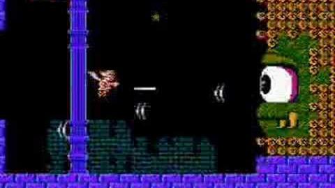 Kid Icarus - Medusa Battle