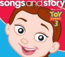 Songs and Story: Toy Story 3