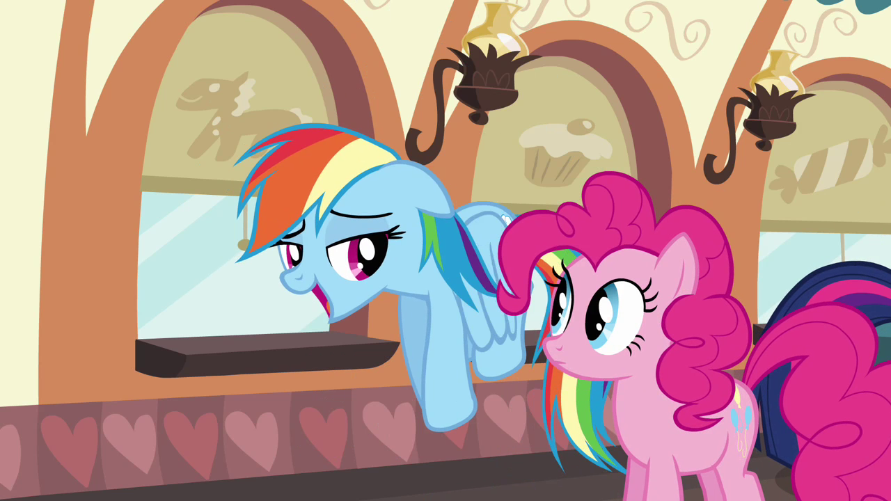 Image - Rainbow Dash and Pinkie Pie S2E24.png - My Little ...