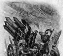Batería de Cohetes