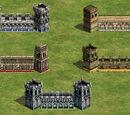 Muro fortificado