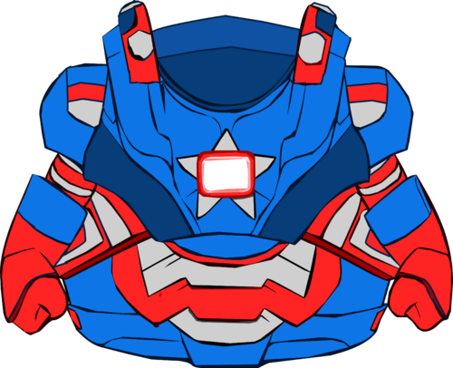 Iron Patriot Armor - C...
