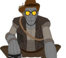 The Iron Sniper