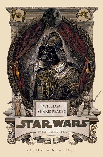 Рецензия на William Shakespeare's Star Wars
