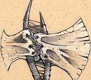 Doben Bone Axe