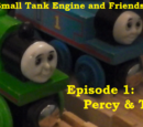 Percy The Small Tank Engine and Friends: Season 1