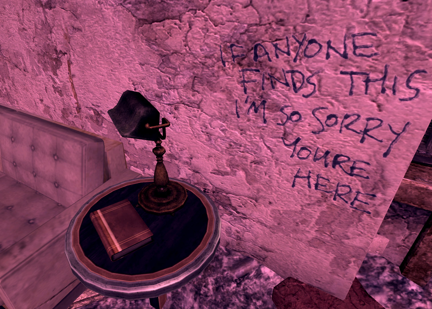 DM_Journal_Salida Fallout New Vegas Electric Box Fuse on