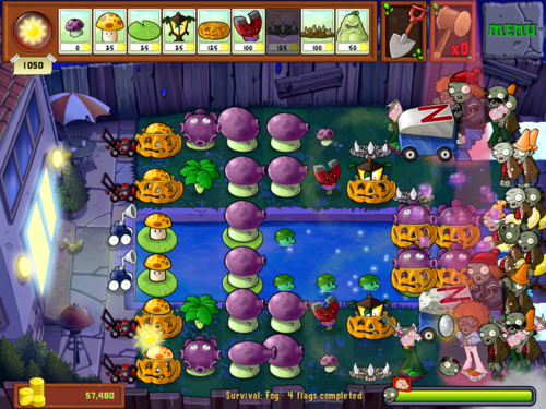 Best books to read science, plants vs zombies survival roof