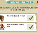 They see me trollin' - Old