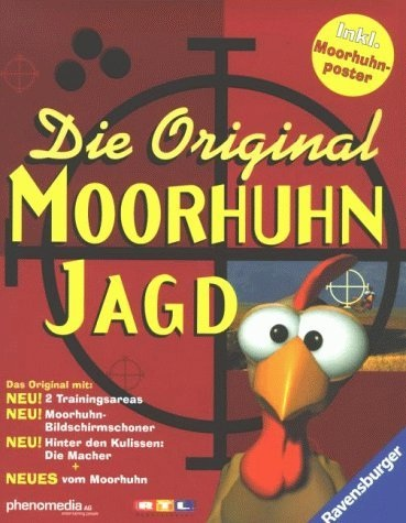 Moorhuhn Jagd