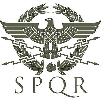 Image - SPQR EMBLEM.jpg - Alternative History - Wikia