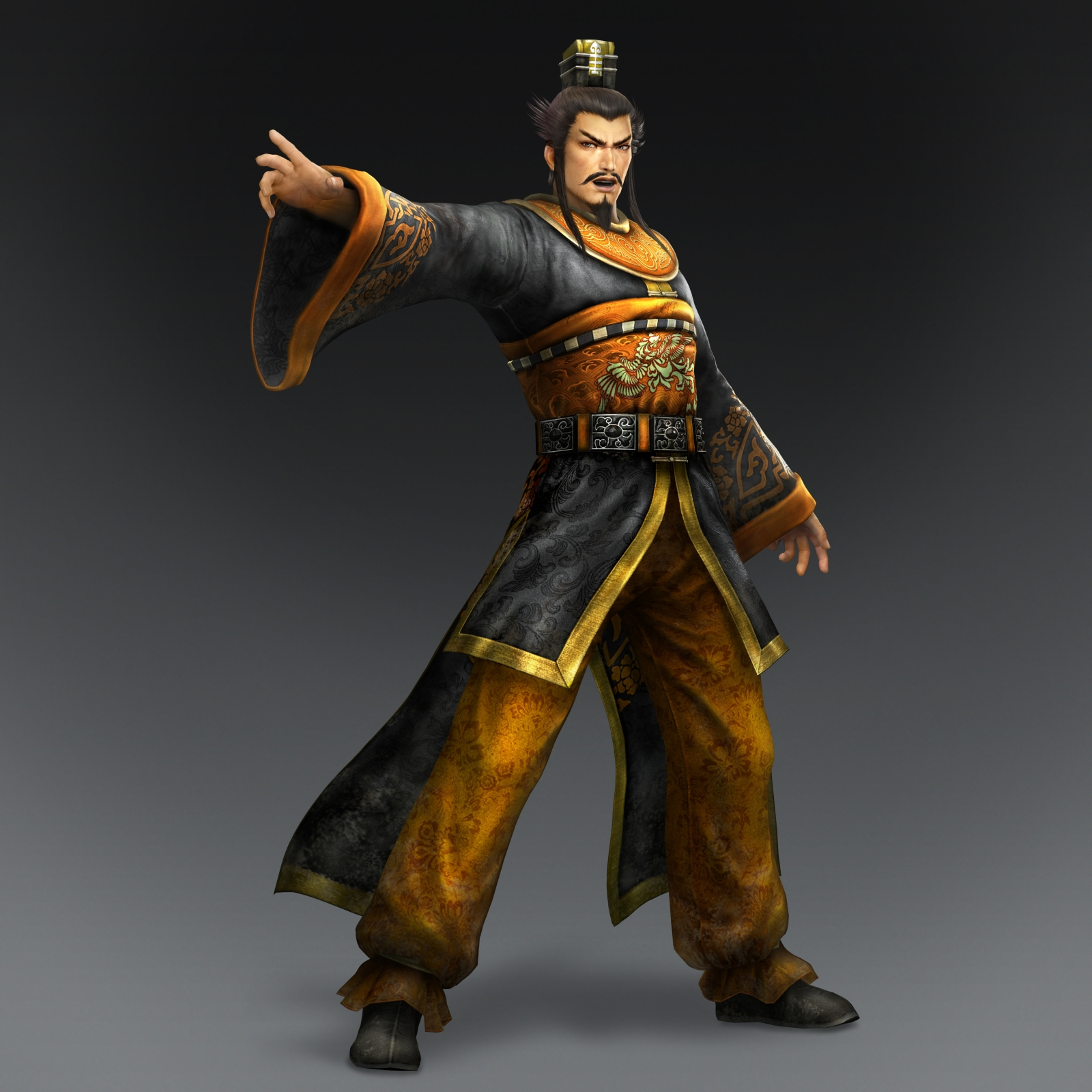 Warriors Orochi 3 Ultimate Da Ji Mystic Weapon: Cao Cao DW1 Costume (DW8 DLC).jpg