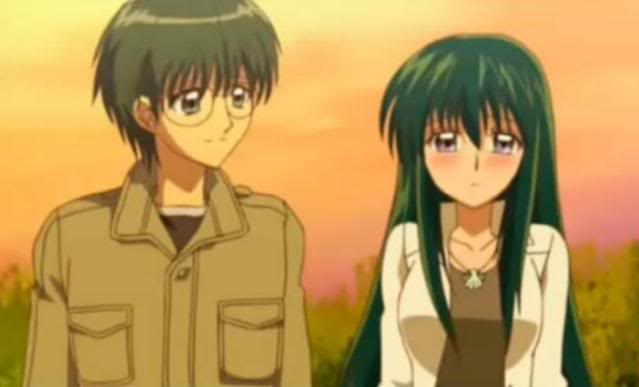 mermaid melody rina and masahiro meet