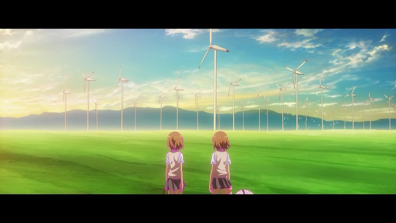 Anime Wind Powers Wind turbine