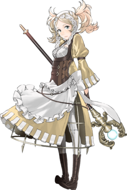 Lissa (FE13 Artwork)
